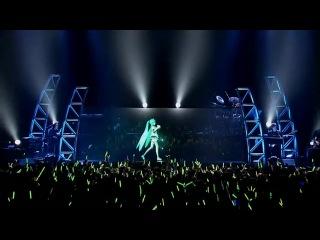 Виртуальная звезда Японии Hatsune Miku